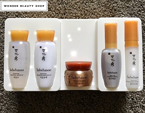 Sulwhasoo Basic Sample Kit Review​​​​​