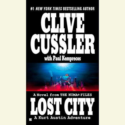 Lost City  By  cover art