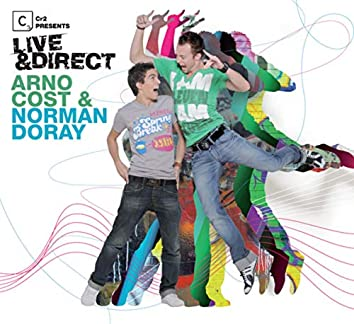 Cr2 Presents LIVE & DIRECT Arno Cost & Norman Doray