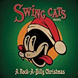 Swing Cats Presents A Rockabilly Christmas (Red Vinyl) [Vinilo]