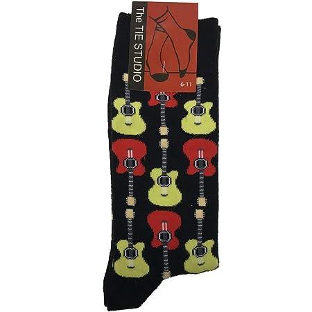 Acoustic Classical Guitars Music Unisex Novelty Ankle Socks Adult Size 6-11