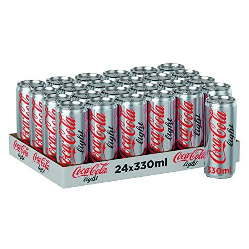 Otto-Office - Coca cola light - carton de 24 boîtes 33 cl
