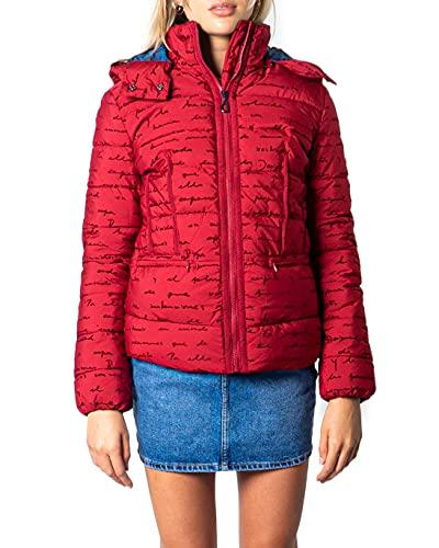 Desigual Natasha Mäntel Women Rot - L - Daunenjacken Outerwear