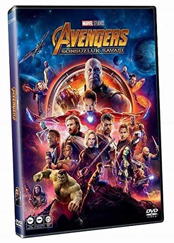 Avengers: Infinity War - Avengers: Sonsuzluk Savasi