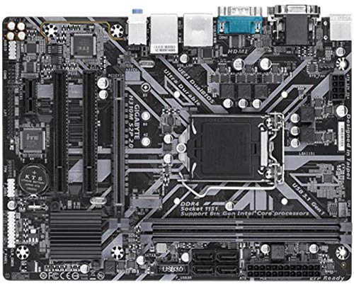 Gigabyte H310M S2P 2.0 Placa Base LGA 1151 (Zócalo H4) Micro ATX Intel H310 Express