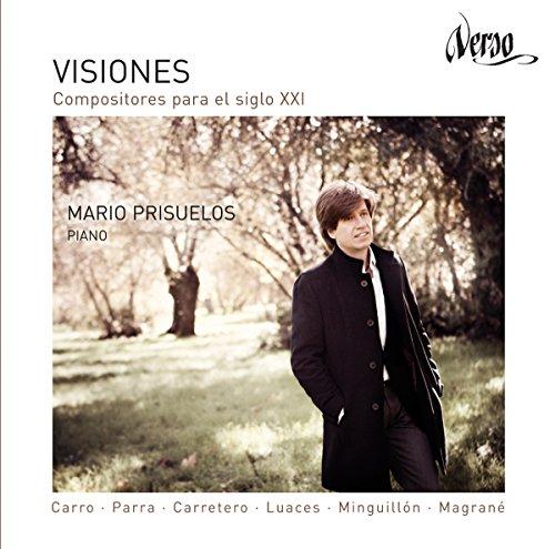 ヴィジョンズ-21世紀のピアノ曲(Visiones: Compositores para el siglo XXI)