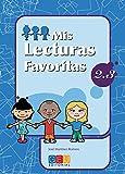 Mis lecturas favoritas 2.3 / Editorial GEU / 2º Primaria / Mejora la comprensión lectora / Recomendado como repaso / Con actividades sencillas