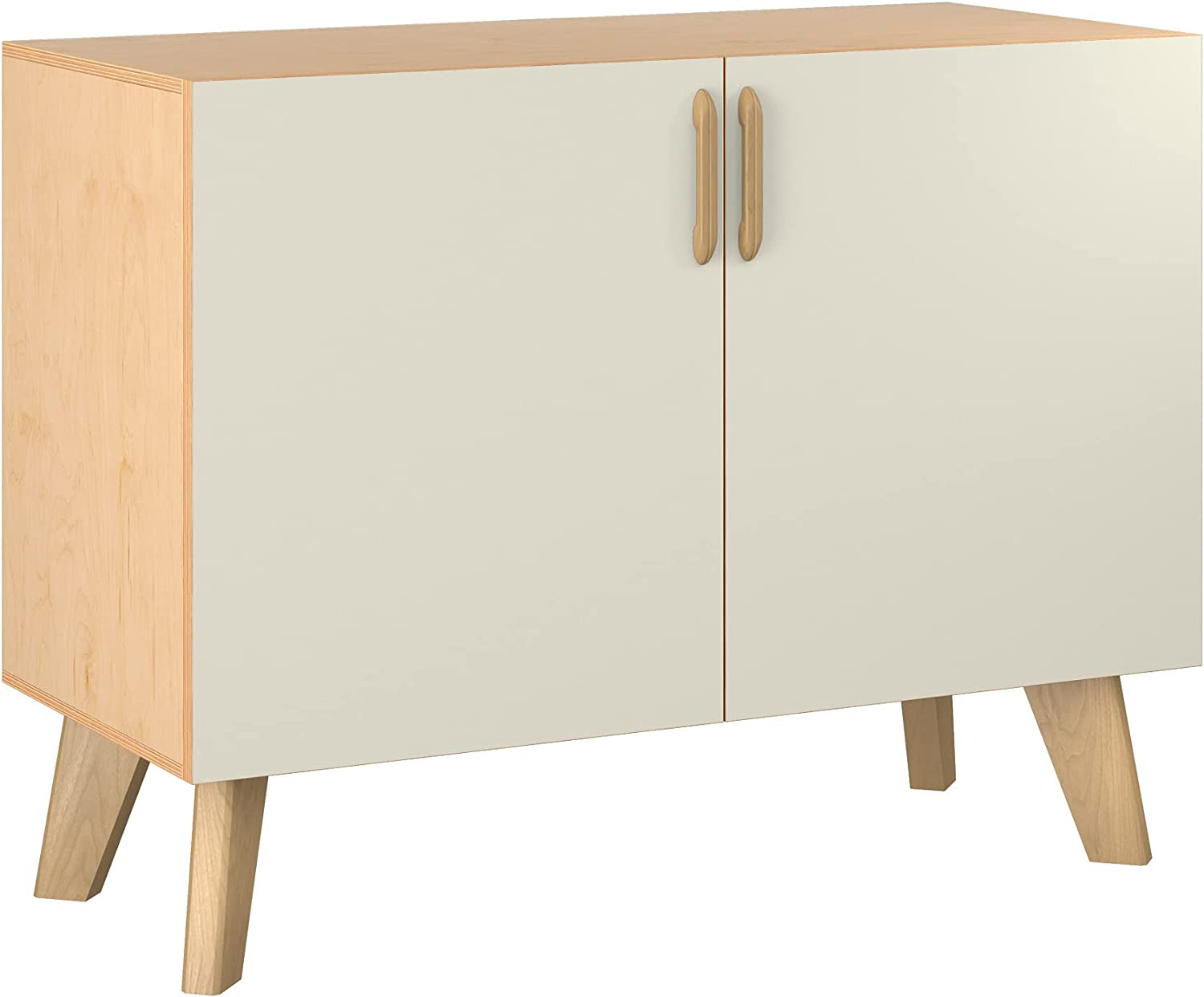Poppy Special price Credenza - security Natural Sadie Design Base Colors 11 5 in Styl