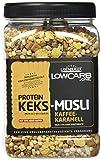 Layenberger Protein Keks-Müsli Kaffee-Karamell, 1er Pack (1 x 530 g)