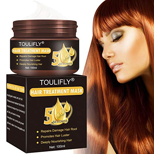 Advanced Molecular Hair Root Treatment,Magical Hair Trement Mask,Deep Conditioning Hair Mask Treatment, Magical Hair Mask Restore for Dry and Damaged Hair