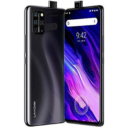 "UMIDIGI S5 Pro NFC Smartphone Dual SIM, Pantalla de 6,39"""", Cámara Selfie emergente de 16MP habilitada para IA, 6GB RAM + 256GB ROM, Batería 4680mAh Android[Versión española]"