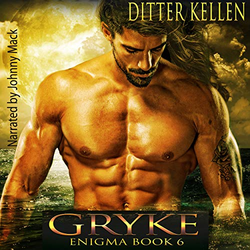 Gryke: A Scifi Alien Romance audiobook cover art