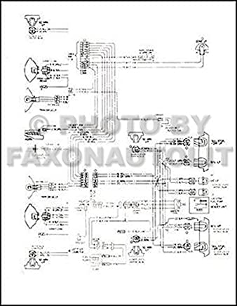 1968 fairlane, torino, ranchero wiring diagram manual full color laminated wiring diagram