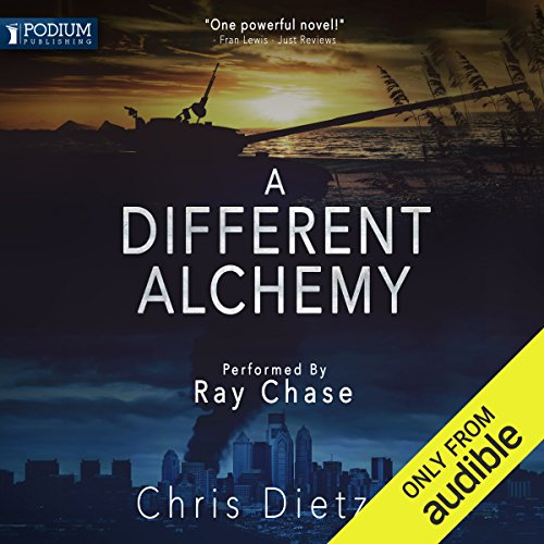 A Different Alchemy audiobook cover art