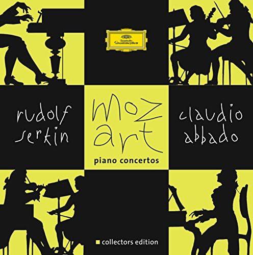 Rudolf Serkin & Wolfgang Amadeus Mozart