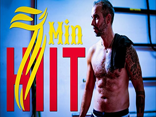 7 Minute Super HIIT Workout: No Equipment Needed!