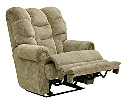 recliner comfort large leather american made collins design big for man recliners by