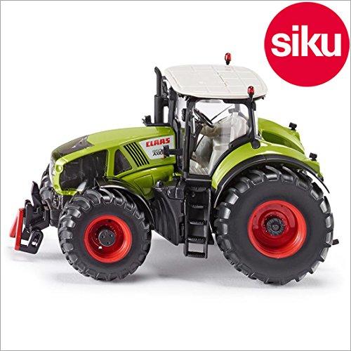 <ボーネルンド> Siku(ジク)社 輸入ミニカー 3280 Claas Axion 950 1/32