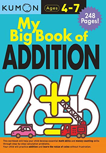 My Big Book of Addition: Ages 4-7の詳細を見る