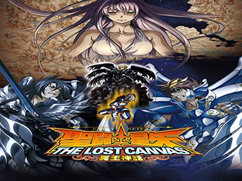 Los Caballeros Del Zodiaco/Saint Seiya: The Lost Canvas (Español Dub)