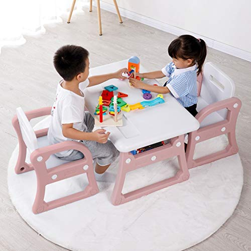 Qazqa Children Study Table and C...