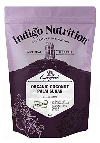 Indigo Herbs Sucre De Fleurs De Noix Coco Bio 1kg