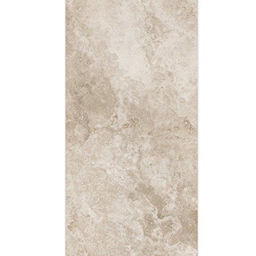 Bodenfliese Travertine Grau 45x90cm