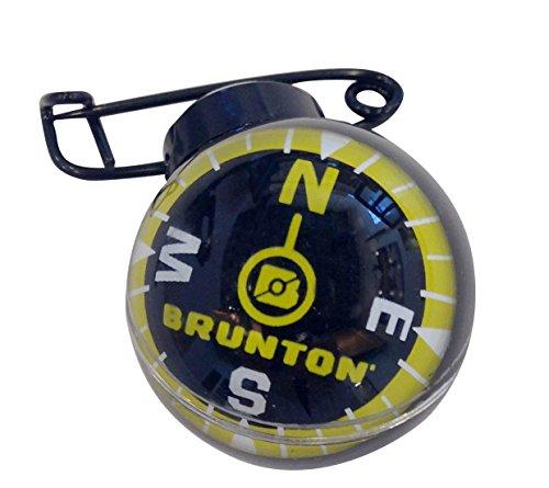 Brunton Tag Along Ball Compass,Blue,Blue