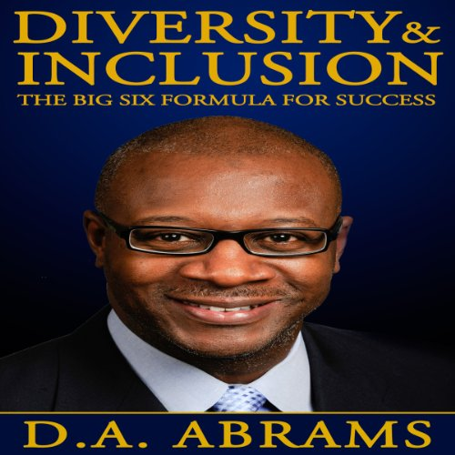 Diversity & Inclusion audiobook cover art
