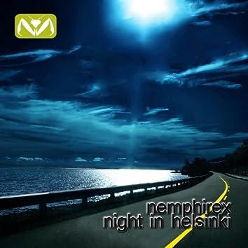 Night in Helsinki