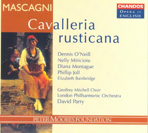 Cavalleria rusticana (sung in English): Siciliana: O Lola with your skin white as the lily (Turiddu ) —