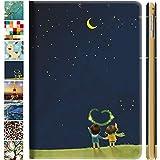 DuraSafe Cases For iPad Mini 3 / Mini 2 / Mini 1 - 7.9 Inch MGNV2LL/A MGYE2LL/A MGNR2LL/A ME276LL/A ME279LL/A ME277LL/A Slim Book Cover with Auto Wake/Sleep Feature - Night Sky
