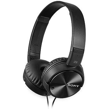 Sony MDRZX110NC Noise Cancelling Headphones, Black, medium