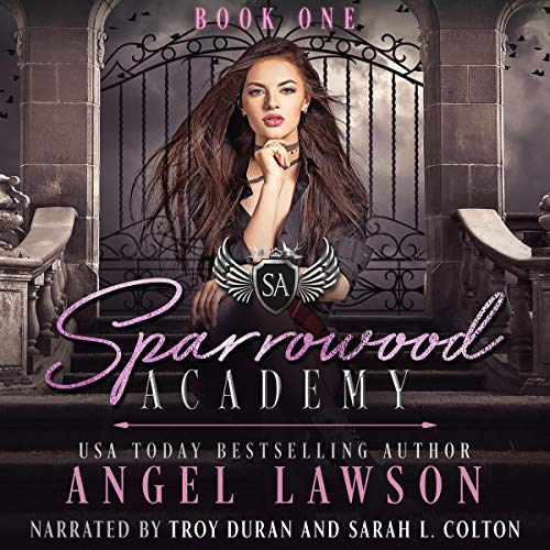 Sparrowood Academy (Book 1) audiobook cover art