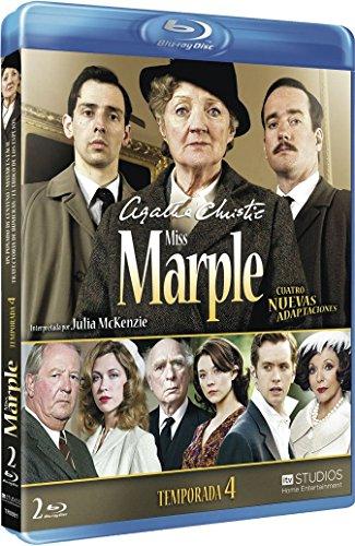 Miss Marple: 4 Nuevas Adaptaciones - Temporada 4 [Blu-ray]