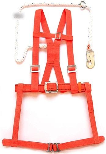 Cvthfyky Harnais Complet Double Ceinture de sécurité arrière, Entretien, sécurité, Fonctionnement en extérieur, Haute Altitude