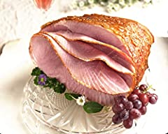 Selected Best Ham by three National Magazines...Honey Glazed and Spiral Sliced Low in salt (800 mg per 3 oz serving) 35% less sodium than our competitors Orders place by Monday (12 Noon CST) September 14th will be delivered by Friday September 18th. ...