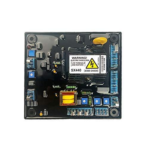 BEVANNJJ ZYY AVR SX440 módulo regulador de Voltaje automático for Newage Stamford generador Dho