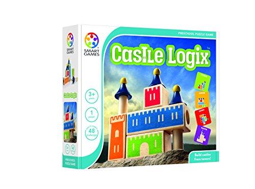 Madry Zamek Smart Games Vorschule Puzzle Spiel