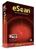 eScan Anti Virus for Linux Desktop 4 Users 1 Year