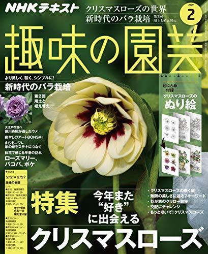 NHK 趣味の園芸 2020年 2月号 [雑誌] (NHKテキスト)