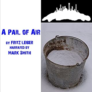 A Pail of Air audiobook cover art