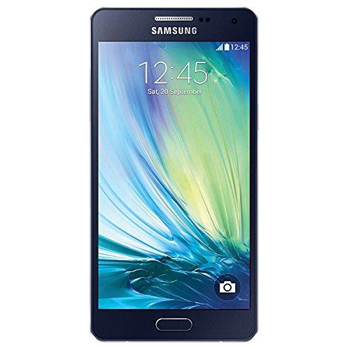 Samsung Galaxy DUOS A5 DUALSIM A500H/DS, SCHWARZ