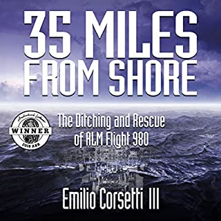 35 Miles from Shore cover art