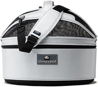 LAGER CORPORATION(ラガーコーポレーション)モバイルペットベット Sleepypod(スリーピーポッド) Arctic White(アークティックホワイト) 001063
