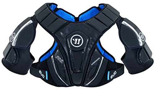 Warrior Evo Hitlyte Shoulder Pads, Large