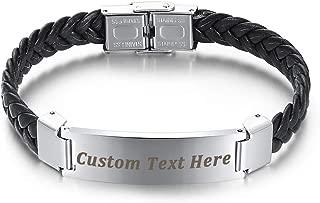 Best custom bracelets with words Reviews