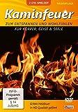 Kaminfeuer - Zum Entspannen und Wohlfühlen für Körper, Geist und Seele