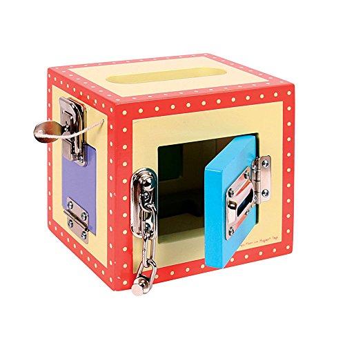Preisvergleich Produktbild Bigjigs Toys Schlösser-Box