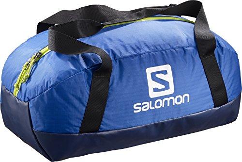 Salomon, Sac d'équipement Duffle 25L, PROLOG 25, Bleu/Vert, L39751900